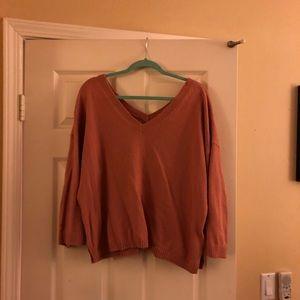 Madewell V-Neck Sweater
